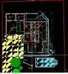 Einreichplan Erdgeschoss